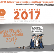 CFDT-CULTURE Voeux 2017